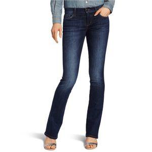 Joe's Rocker lean flare  jeans size 28